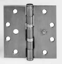McKinney SSF Security Hinge feature