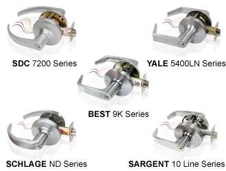 Sdc Electrified Locksets