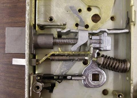Sargent 82 5263 Latchbolt Assembly Old Sargent 82 3655
