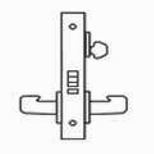 Sargent Mortise Lockset 8237 LNL Classroom Function