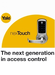 Yale nexTouch Keyless Entry Lockset
