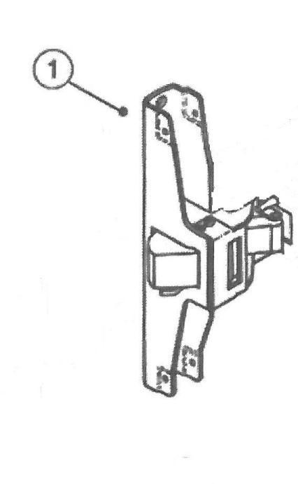 Corbin Russwin 650f37 8 Latch Assembly Ed4200