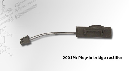HES Plug-in Bridge Rectifier 2001M
