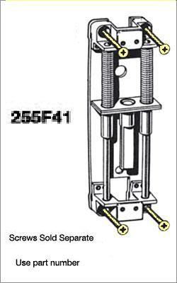 2) Corbin Russwin ED6200 Mounting Screw - 255F41