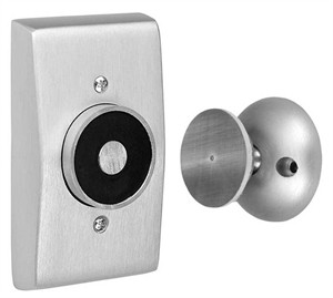 ABH Mfg 2100 Recessed Wall Mounted Magnetic Release
