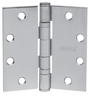MacPro by McKinney MPB91 Stainless Steel Ball Bearing Hinge