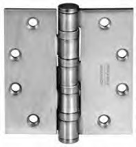 "McKinney T4A3786 QC12 4-1/2"" x 4-1/2"" Electric Hinge"
