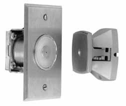 Rixson 990 Recessed Wall Mounted Magnetic Release