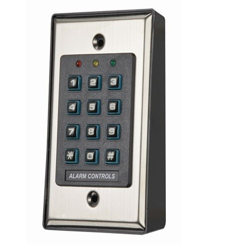 Alarm Controls Surface or Recessed Keypad KP-100