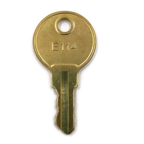 Asi Key E 114 Replacement Key E114