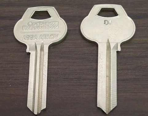 Corbin Russwin 6 Pin Key Blanks Box Of 50
