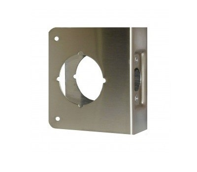 Don-Jo Wrap-Around Plate 51-CW Stainless Steel
