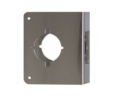 Don-Jo Wrap-Around Plate 5K-CW Stainless Steel