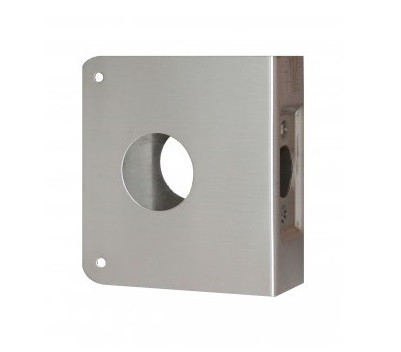 Don-Jo Wrap-Around Plate 7-CW Stainless Steel