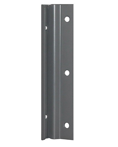 Don-jo Interlock 2 piece Latch Protector ILP-206 for In-Swinging Doors - 6 inch Length