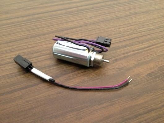 Folger Adams 700 Series Replacement Solenoid 076-0107-002 12VDC
