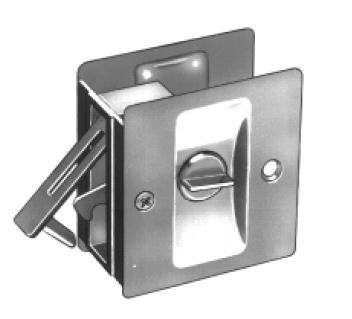 Hager 330M Privacy Pocket Door Latch