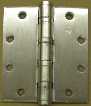 Hager BB1168 NRP 5 x 4 1/2 Ball Bearing Hinge