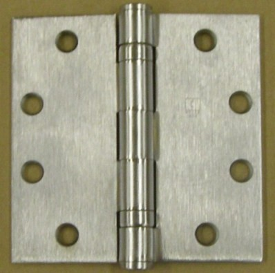 Hager BB1279 4 1/2 x 4 1/2 Ball Bearing Hinge