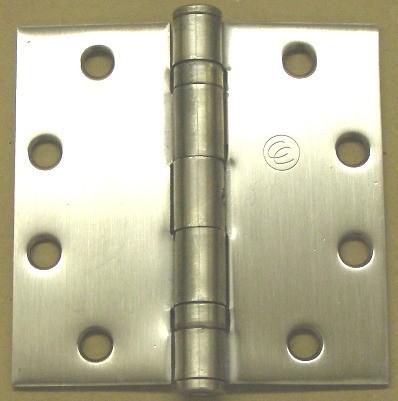 Hager ECBB1101 NRP 4 1/2 x 4 1/2 Ball Bearing Hinge
