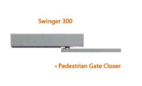 International Door Closer Swinger 300- Gate Closer Galvanized