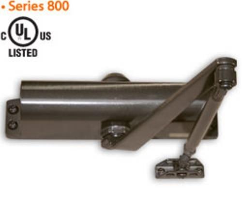 International Door Closer 883-Aluminum