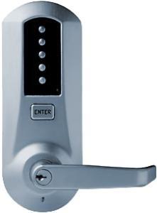 KABA 5021-XS-WL-626 Mechanical Pushbutton Lock