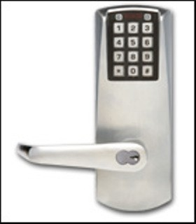 Kaba Electronic Pushbutton Lock  E-Plex E2031-B-26D