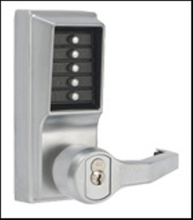 KABA LR1021B-626 Mechanical Push Button Lock