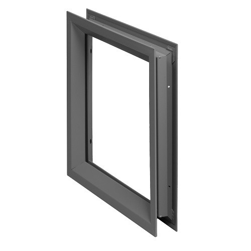 National Guard Products L-FRA100 SP Door Window Kit