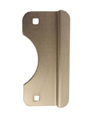 Latch Gard LG150 with 5/16 inch offset, latch guard or lock protector