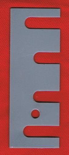 Don-Jo Metal E Shim HS-060 4 1/2 inch