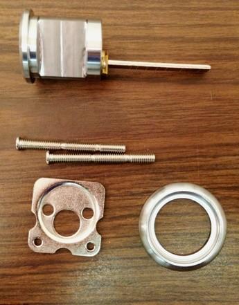 PDQ SFIC Rim Cylinder I5308 x US26D