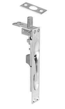 Rockwood 557 Corner Mounted Manual Flush Bolt