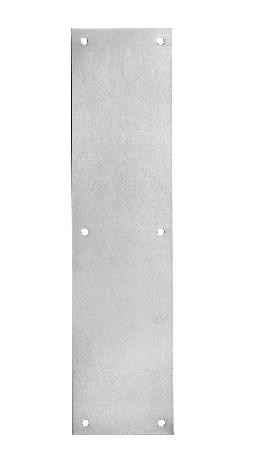 Rockwood 70B Push Plate 3-1/2 in x 15 in