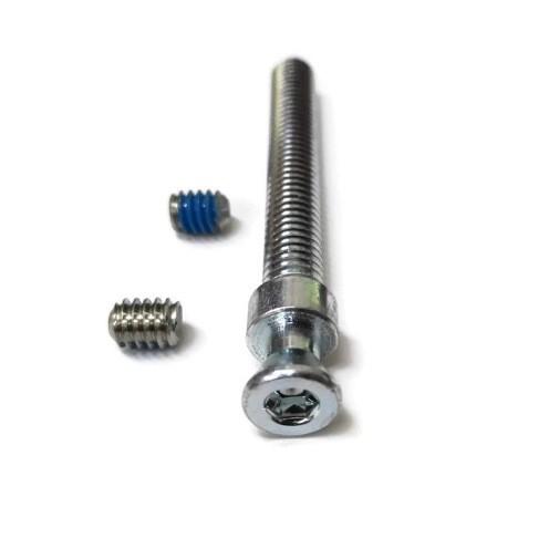 Rockwood SP1056 Cone Head Machine Screw 5/16-18 x 2-1/4 inch
