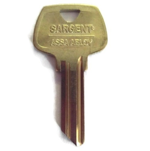 Sargent 265 5 Pin Key Blank