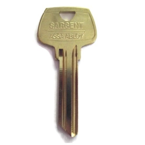 Sargent 6275 6 Pin Key Blank