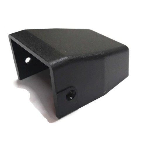 Sargent 20 Series Black Plastic End Cap 68-0434
