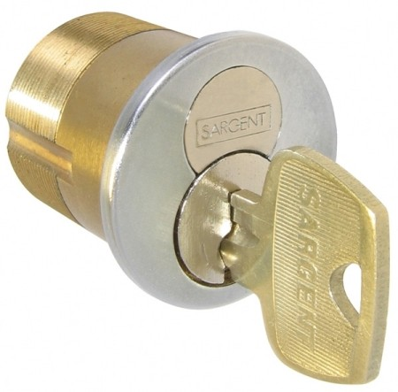 Sargent 70 43 Removable Core Mortise Cylinder Best Falcon
