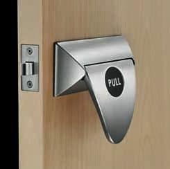 Sargent HP Series Push/ Pull Passage Latchset HPU15-ALP-32D
