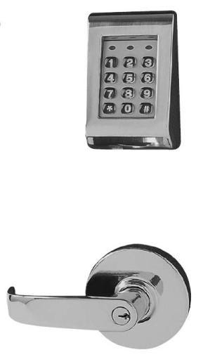 Sargent KP-28-10G77-LL Keypad Lockset