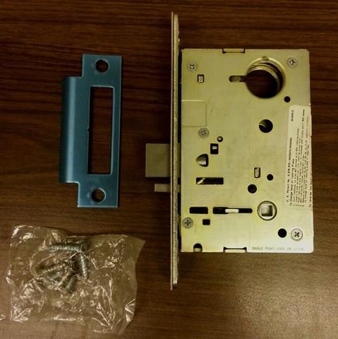 Sargent Mortise Lever Lock Body, Storeroom LB8204-26D