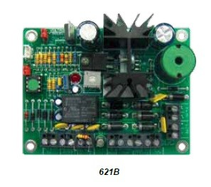 SDC 1 Amp 12/24V Modular Power Supply Only, 621B