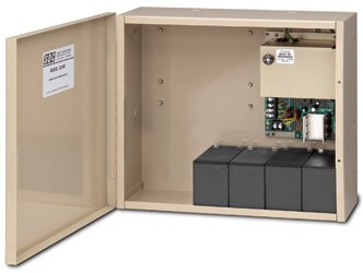 SDC 4 Amp 12/24V Modular Power Supply with Box, 634RF