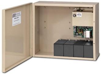 SDC 6 Amp 12/24V Modular Power Supply with Box, 636RF