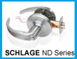 SDC Fail Safe Lockset Schlage Athens Trim, ZS7250ATHQ
