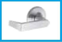SDC Fail Safe Lockset Schlage Rhodes Trim, ZS7250RHOQ