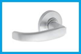 SDC Fail Safe Lockset Schlage Sparta Trim, ZS7250SPAQ