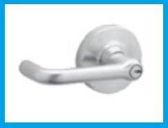 SDC Fail Safe Lockset Schlage Tubular Trim, ZS7250TLRQ